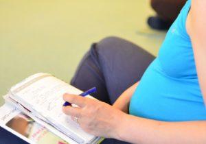 Studio pro těhotné - předporodní příprava