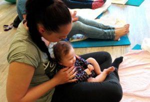Studio pro těhotné - Seminář Péče o miminko